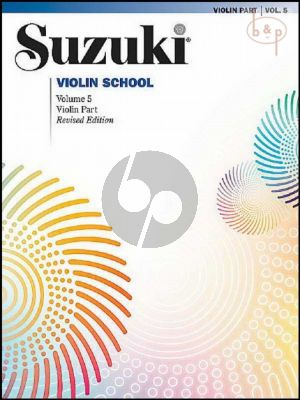 Violin School Vol.5