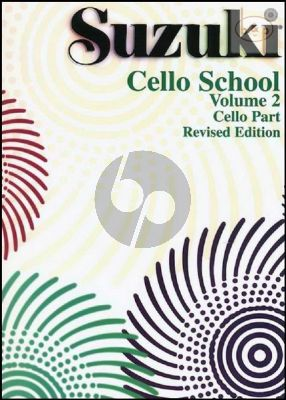 Cello School Vol.2