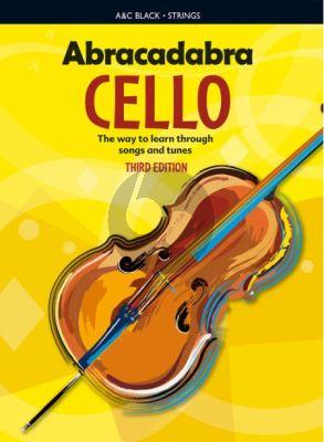 Passchier Abracadabra for Cello (Pupil's Ed.) (third ed.)