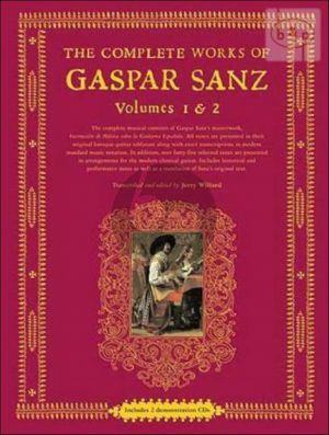 Complete Works of Caspar Sanz