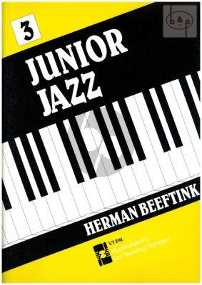 Junior Jazz Vol.3 Piano