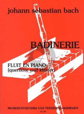 Bach Badinerie (from Suite No.2)