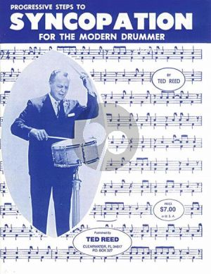 Reed Progressive Steps to Syncopation for the Modern Drummer