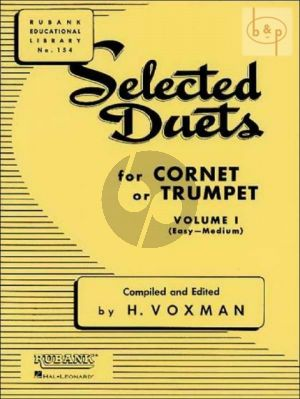 Selected Duets for Trumpet Vol.1