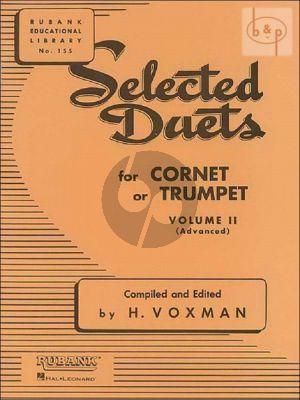 Selected Duets for Trumpet Vol.2