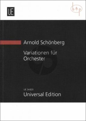 Variations Op.31 Orchestra (1928)