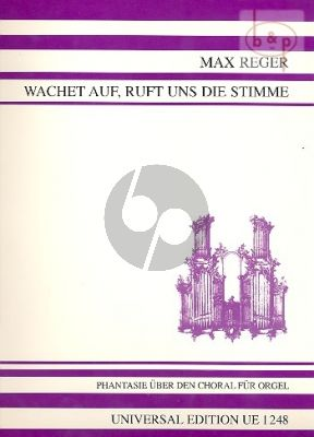 Choral Fantasy on Wachet auf, ruft uns die Stimme! Op.52 No.2