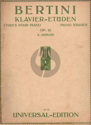 Etuden Op.32 Klavier