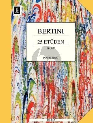 25 Etuden Op.100 Piano