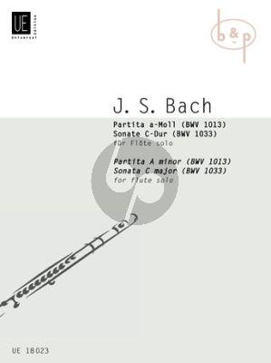 Partita a-moll (BWV 1013) mit Sonate C-dur
