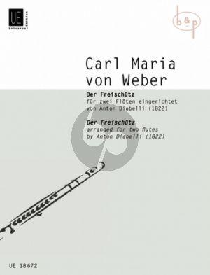 Der Freischutz (arr. Anton Diabelli)