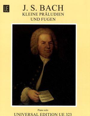 Bach Kleine Praeludien und Fugen Klavier