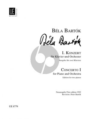 Concerto No.1 Piano-Orch. 2 Piano's