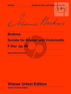 Sonate F-dur Op.99