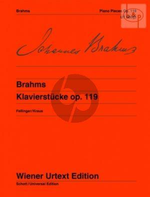 Klavierstucke Op.119
