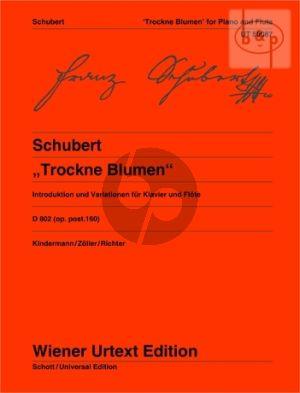 "Introduction and Variations ""Trockne Blumen"" D.802 (Op.Posth.160)"