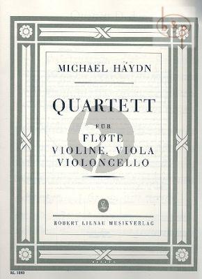 Quartett D-dur P.117 (Flute-Vi.-Va.-Vc.)