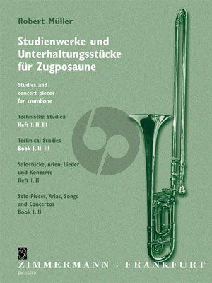 Muller Technische Studien Vol.1Posaune