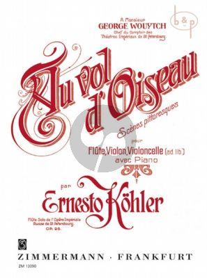 Au vol d'Oiseau Op.98