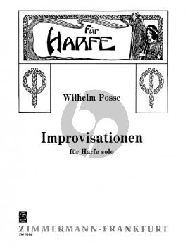 Posse Improvisationen Harfe