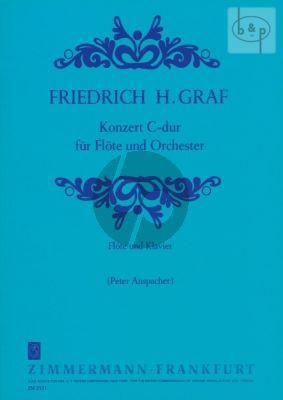 Konzert C-dur (Flute-Orch.)