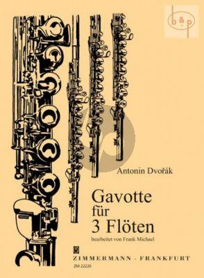 Gavotte (3 Flutes)