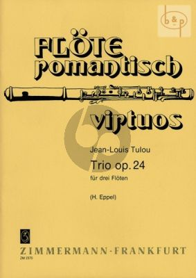 Trio Op.24 Es-dur
