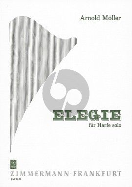 Moller Elegie Harfe