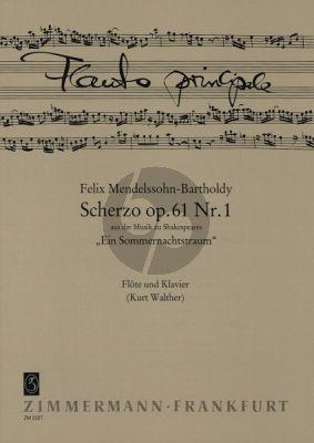 Scherzo Op.61 No.1
