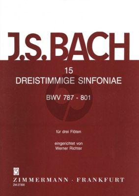 15 3 st. Sinfonien
