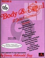 Jazz Improvisation Vol.41 Body and Soul