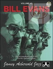 Jazz Improvisation Vol.45 Bill Evans