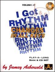 Jazz Improvisation Vol.47 I Got Rhythm