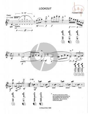 Lookout Flute solo