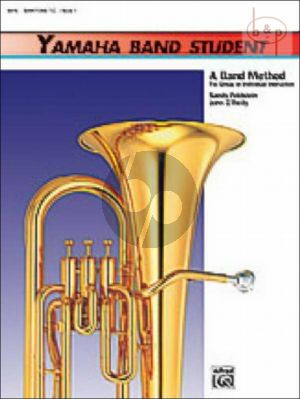 Band Student Vol.1 Baritone T.C.