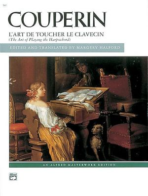 Couperin l'Art de Toucher le Clavecin (edited by Margery Halford)
