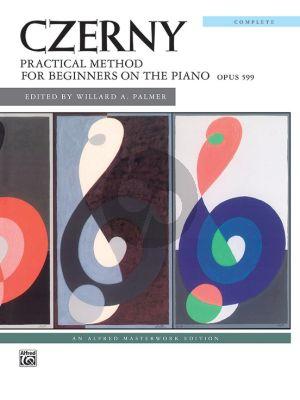 Practical Method Op.599 Complete Piano