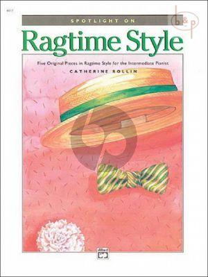 Spotlight on Ragtime Style