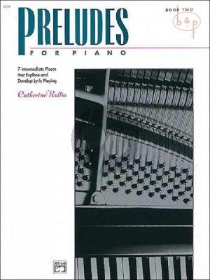 Preludes Vol. 2 Piano solo