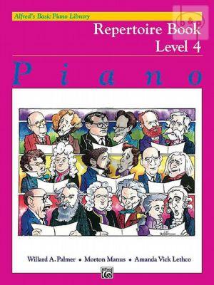 Repertoire Book Level 4