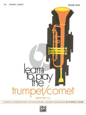 Gouse Learn to Play Trumpet/Cornet/Baritone[TC] Vol.1