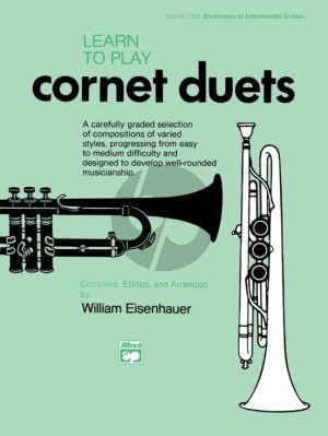 Eisenhauer Learn to Play Cornet Duets