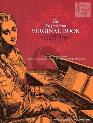 Fitzwilliam Virginal Book Vol.1