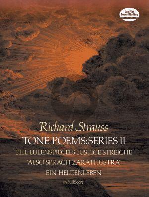 Tone Poems Series II Full Score