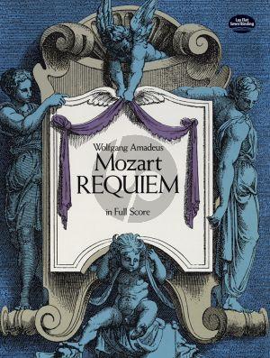 Requiem KV 626 Full Score