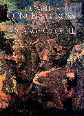 Complete Concerti Grossi Full Score