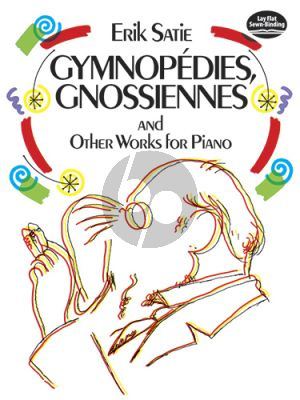 Gymnopedies-Gnossienes and other Works for Piano