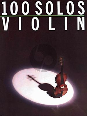 Album 100 Solos for Violin