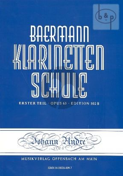 Klarinettenschule Band 2 Teil 1 Op.63