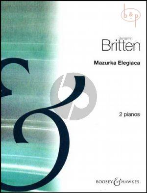 Mazurka Elegiaca Op.23 No.2